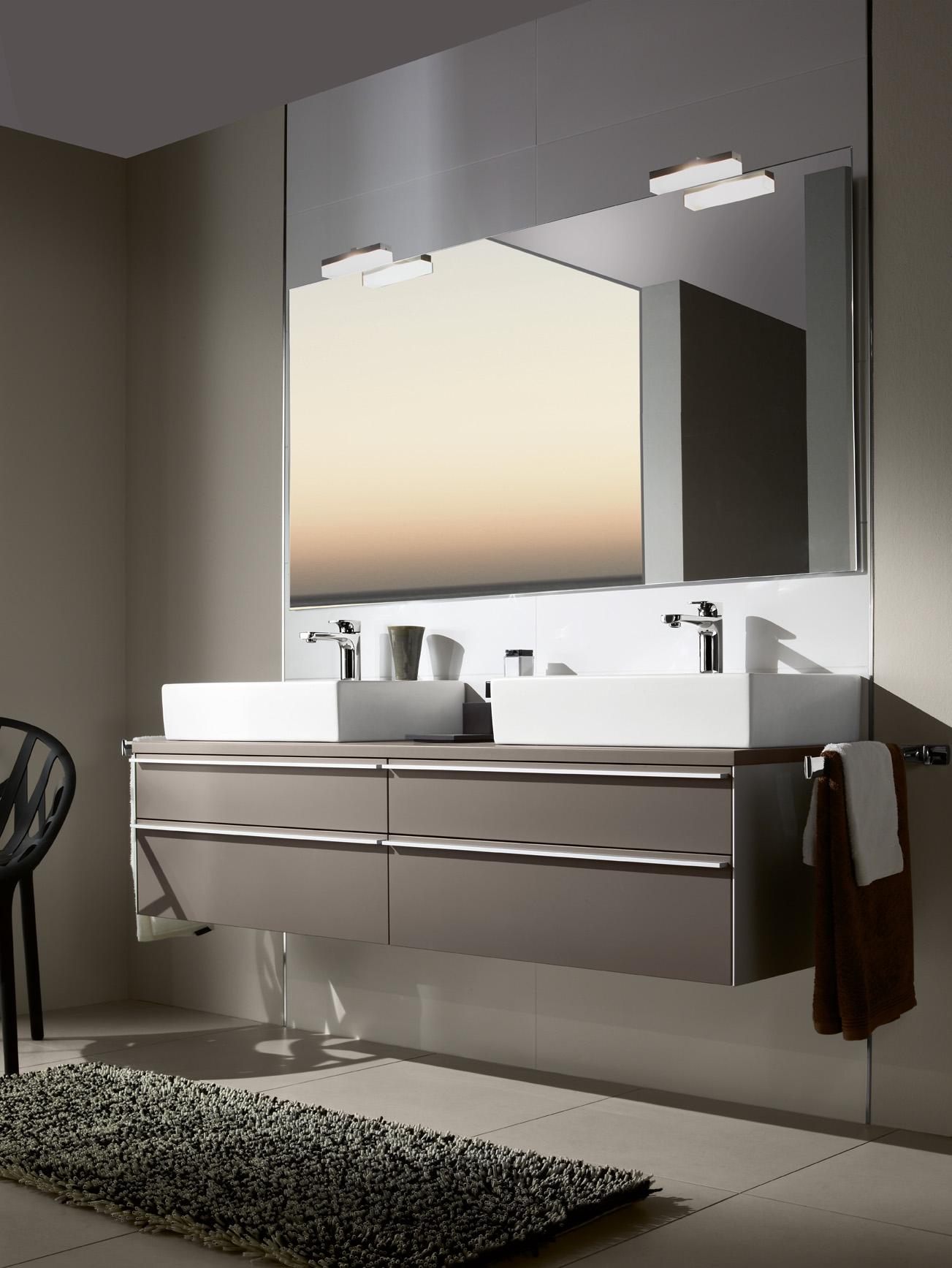 Lavamanos Baño Pequeno:por su versatilidad, por ello, Villeroy & Boch ofrece el lavamanos