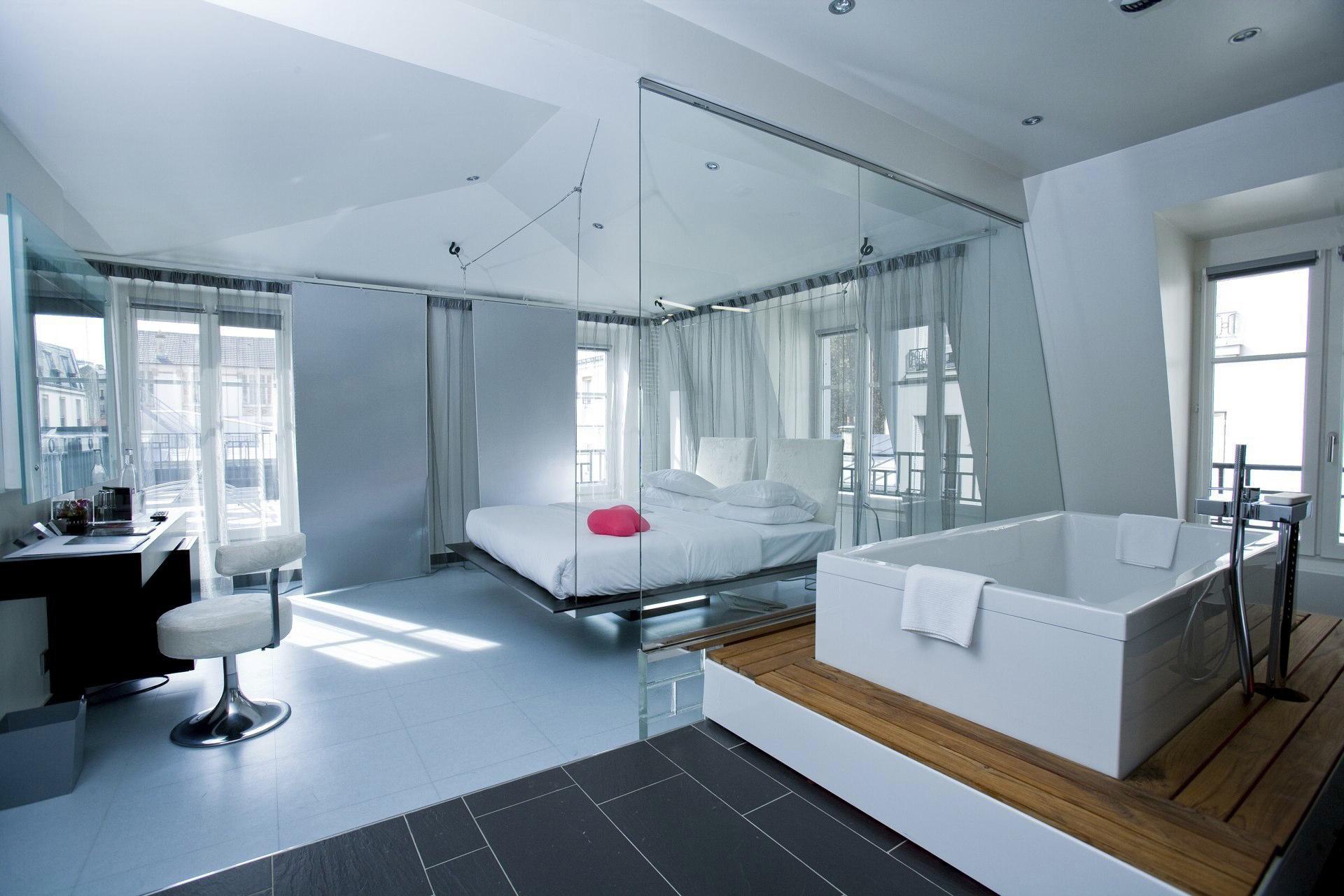 Hotel escaparate del dise o - Plus belle salle de bain du monde ...