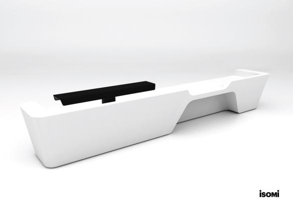 hi macs Mono Desk 2