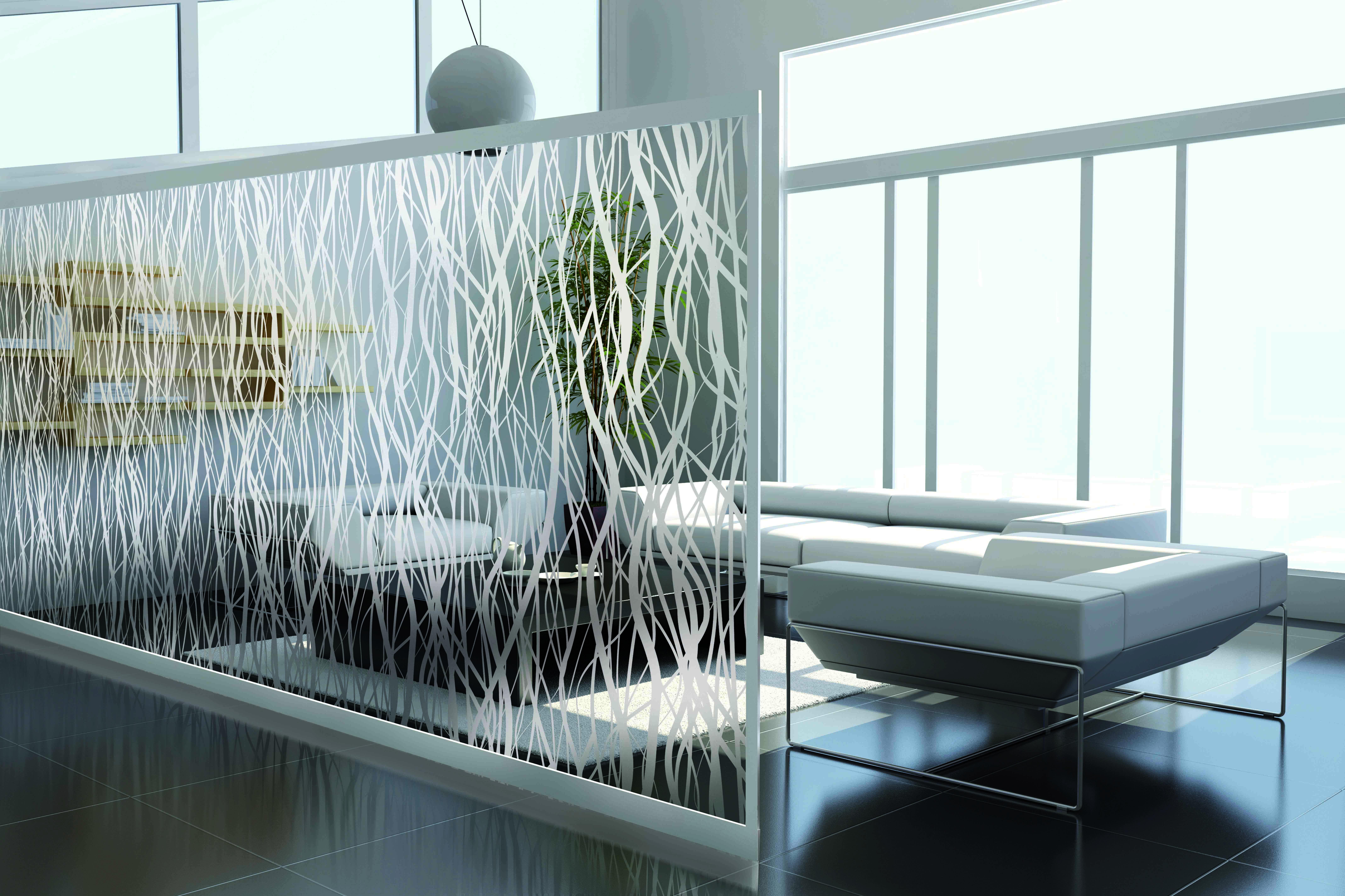 R flectiv adhesivos decorativos para vidrio escaparate - Partyraum einrichten ...