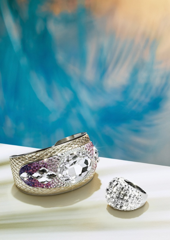 Swarovski_trema_cuff_chic_ring