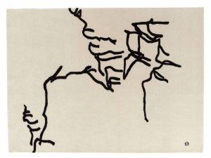 Nanimarquina  BAJA dibujotinta1957_plain_Chillida