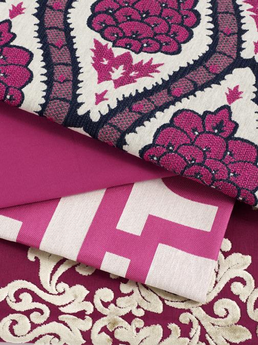 Interiorismo y textiles escaparate del dise o - Disenos textiles del mediterraneo ...