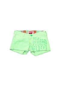 Shorts flúor verde