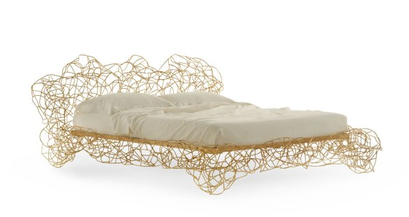 Edra Campana Beds Corallo_bed