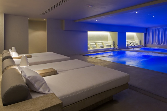 Spa revival hotel aguas de ibiza