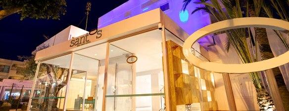 hotel santos ibiza Coast Suites fachada5