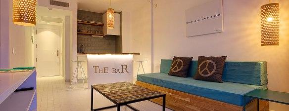 hotel santos ibiza Coast Suites habitacion1