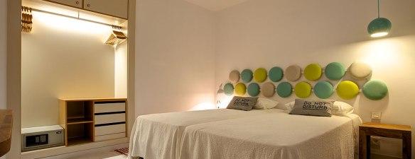 hotel santos ibiza Coast Suites habitacion5