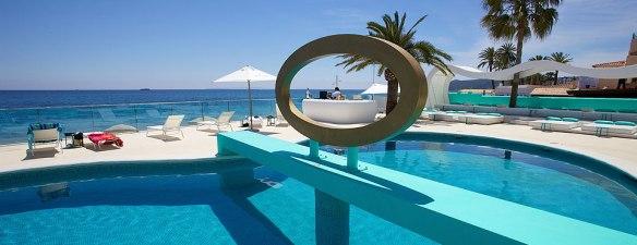hotel santos ibiza Coast Suites piscina3
