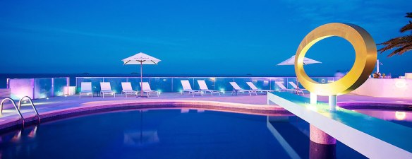 hotel santos ibiza Coast Suites piscina7