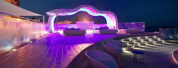 hotel santos ibiza Coast Suites piscina8