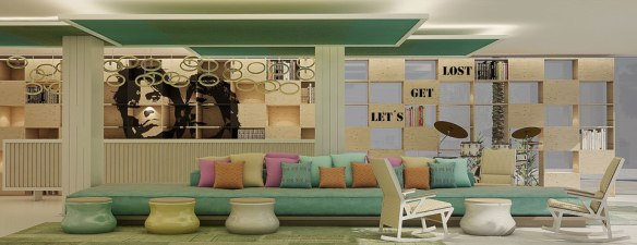 hotel santos ibiza Coast Suites  recepcion2