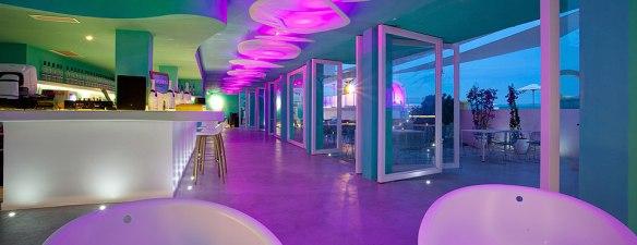 hotel santos ibiza Coast Suites  restaurante4