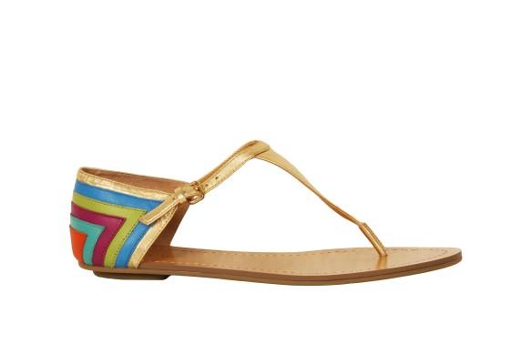 NINE WEST sandalia flip flop