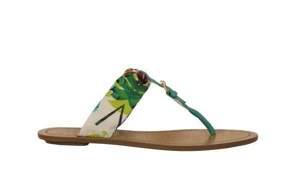NINE WEST sandalia plana flip flop