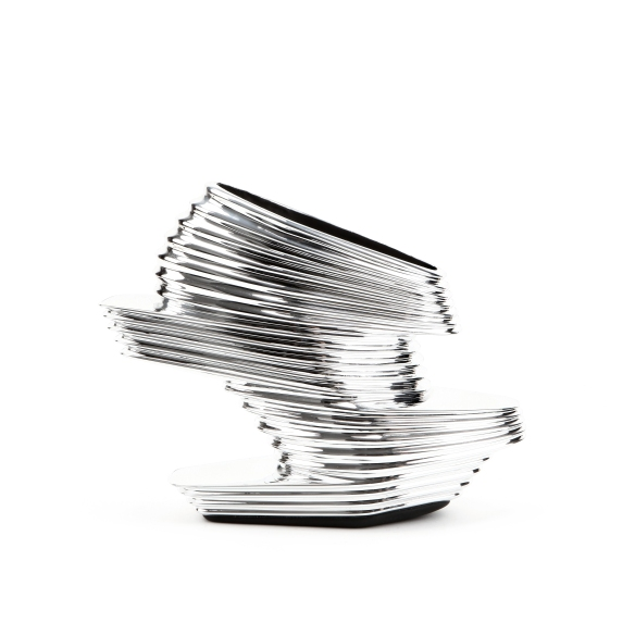 zaha hadid por united nude nova-silver-chromed-out