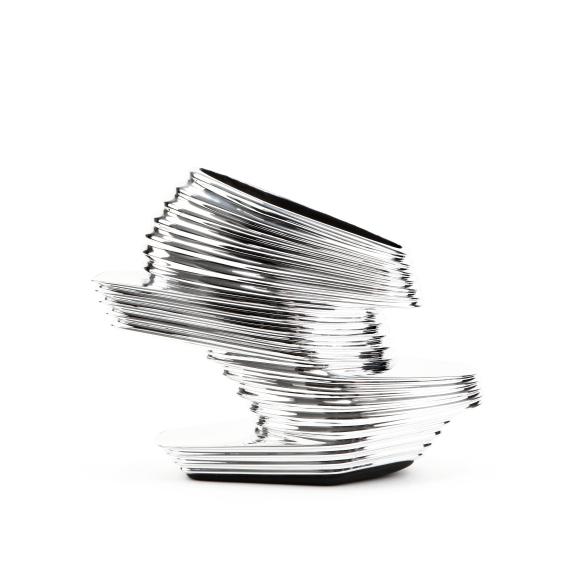 zaha hadid por united nude nova-silver-chromed-out