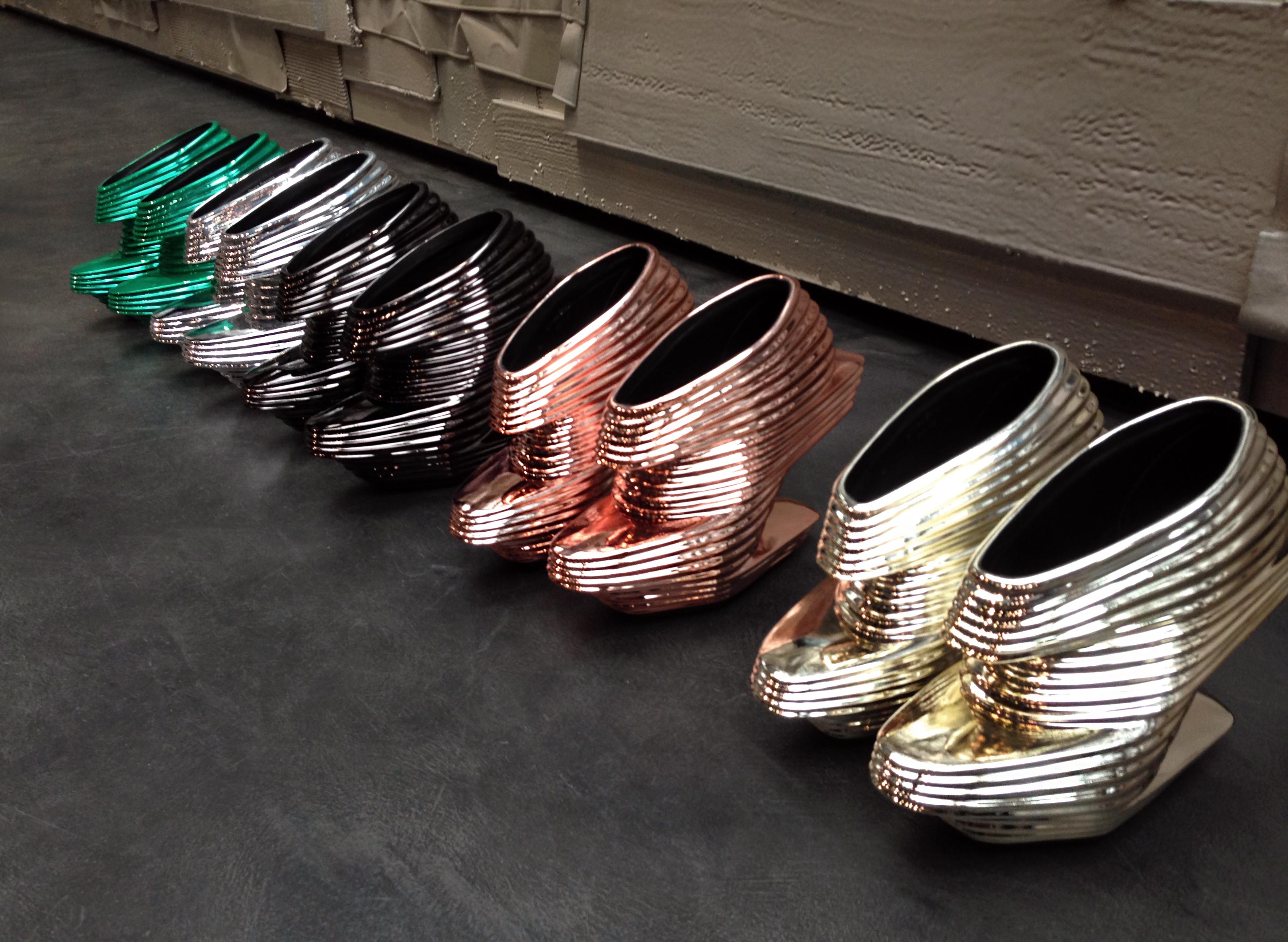Zaha Hadid Escaparate Del Dise O # Muebles De Zaha Hadid