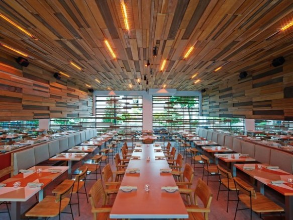 Florida-Cookery Restaurants & Bars Design Awards