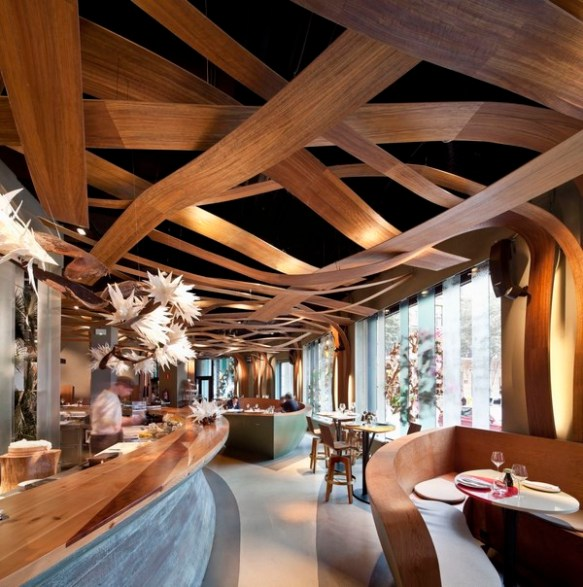 Ikibana restaurants & Bars Design Awards