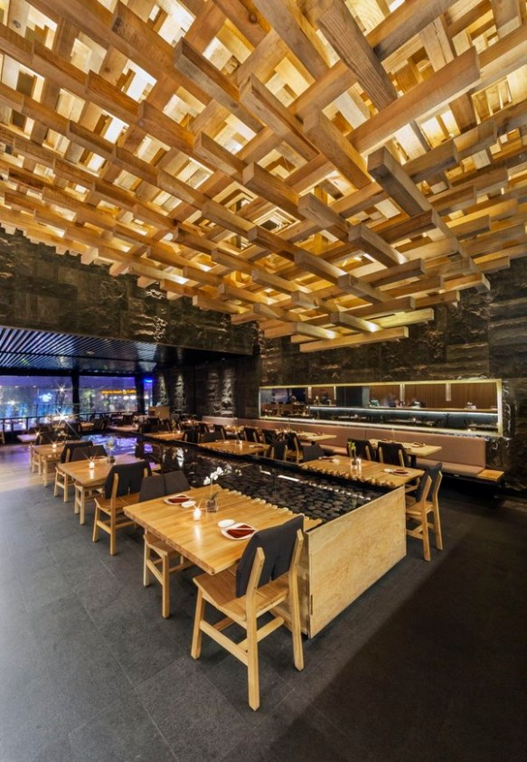 Kiga restaurants & Bars Design Awards