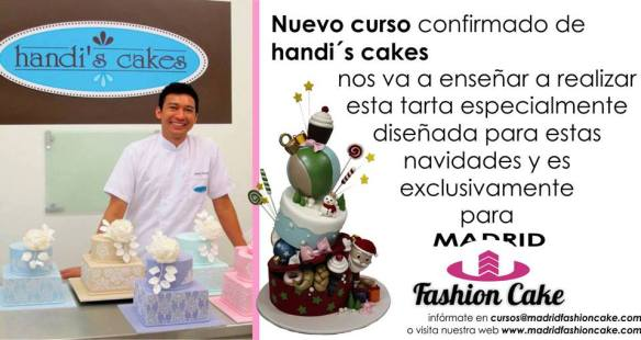Madrid Fashion Cake